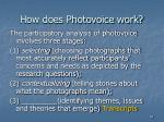 how does photovoice work1