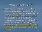 what is photovoice1