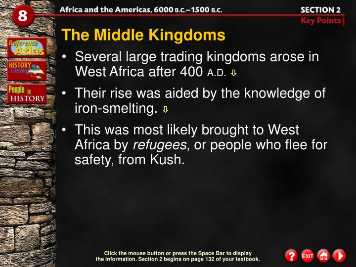 The Middle Kingdoms