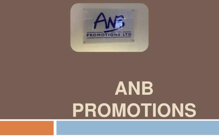 anb promotions n.