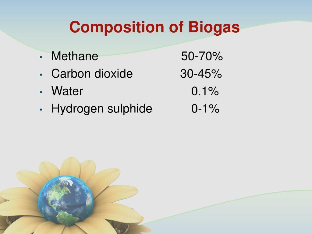 PPT - BIOGAS AS A LOW COST ENTREPRENEURSHIP MODEL FOR ENERGY