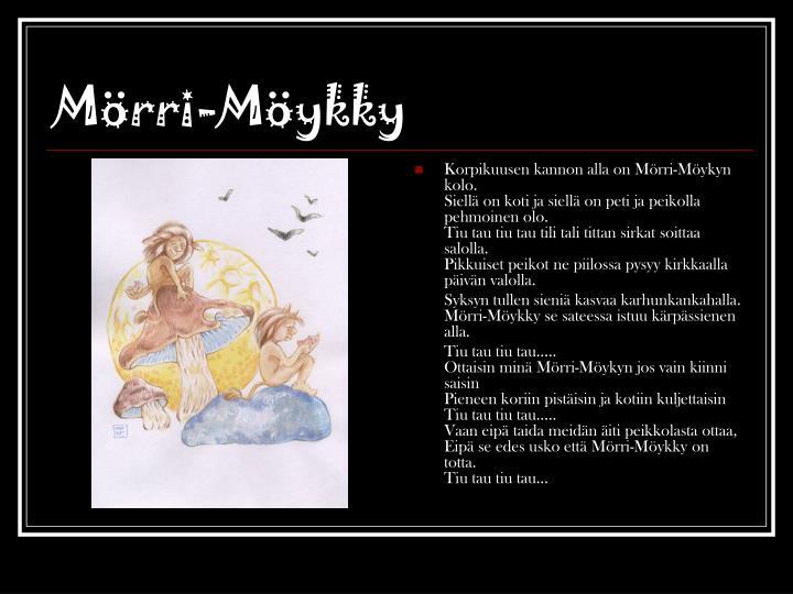 Mörri-Möykky