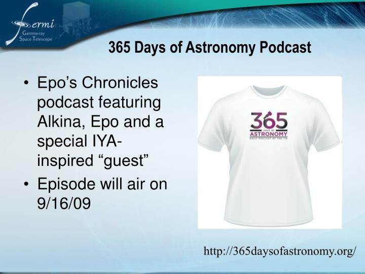 365 Days of Astronomy Podcast