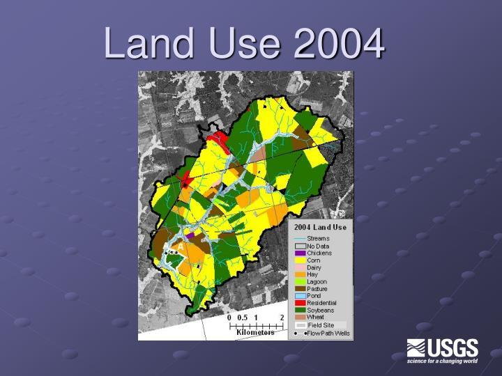 Land Use 2004