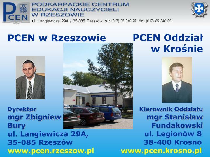 PCEN w Rzeszowie