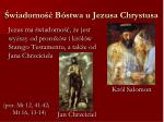 wiadomo b stwa u jezusa chrystusa1