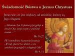 wiadomo b stwa u jezusa chrystusa2