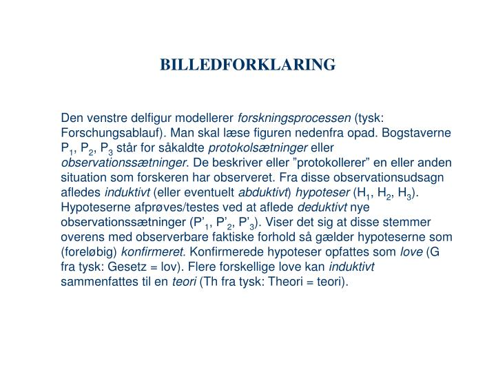 BILLEDFORKLARING