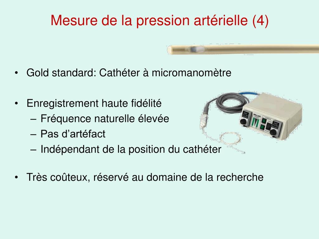 PPT - PRESSION ARTERIELLE SANGLANTE: SES COMPOSANTS; EFFET..