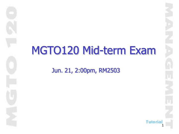 fp 120 mid term exam