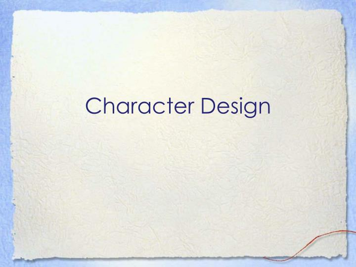 Character Design Presentation : Ppt anime powerpoint presentation id