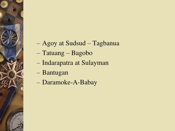daramoke a babay The literary background during the pre-spanish period  daramoke-a-babay  the literary background during the pre-spanish period.