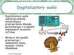 dygitalizatory audio
