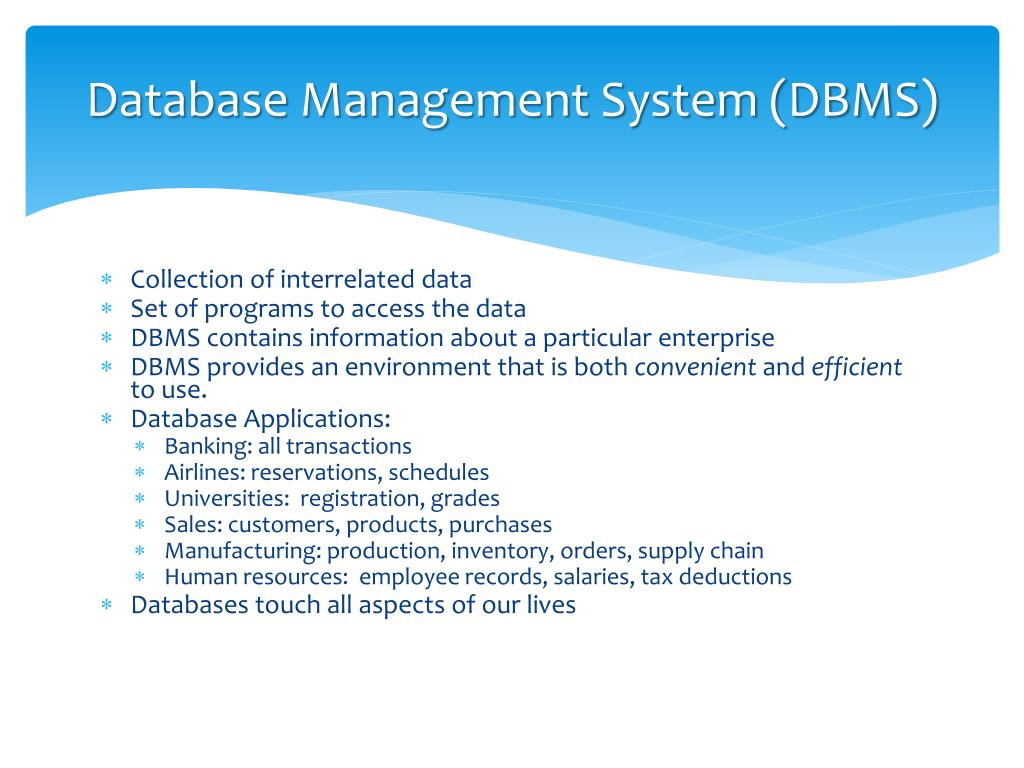 PPT - ADVANCED DATABASES WITH ORACLE 11g FOR ADDB7311