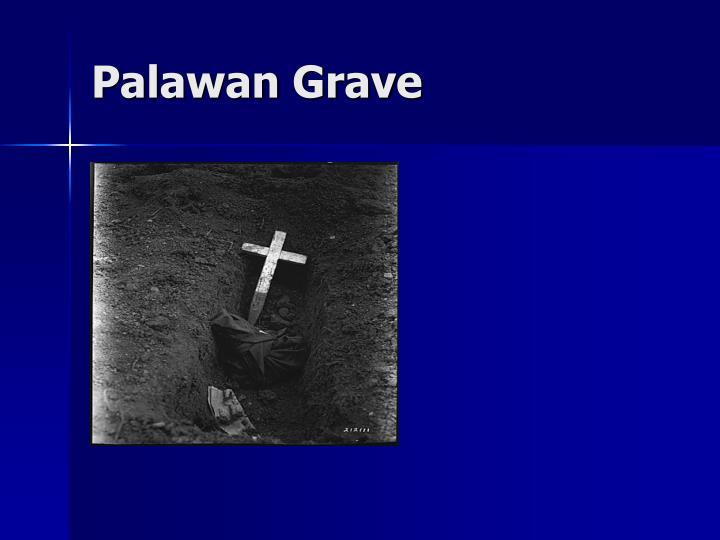 Palawan Grave