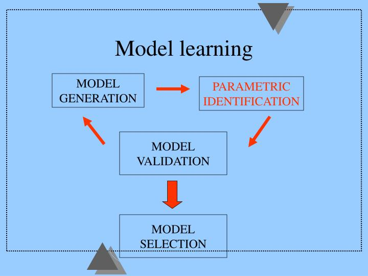 Model learning