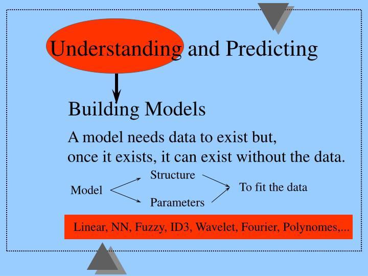 Understanding and Predicting