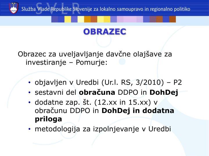 OBRAZEC