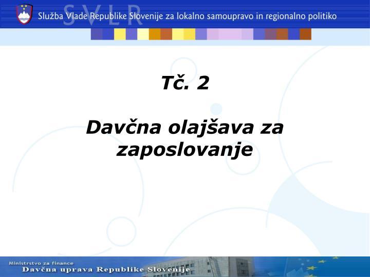 Tč. 2