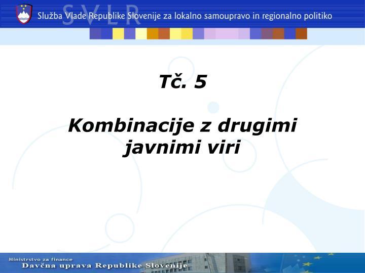 Tč. 5