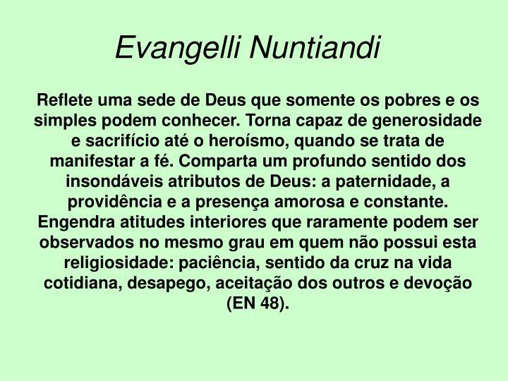 Evangelli Nuntiandi