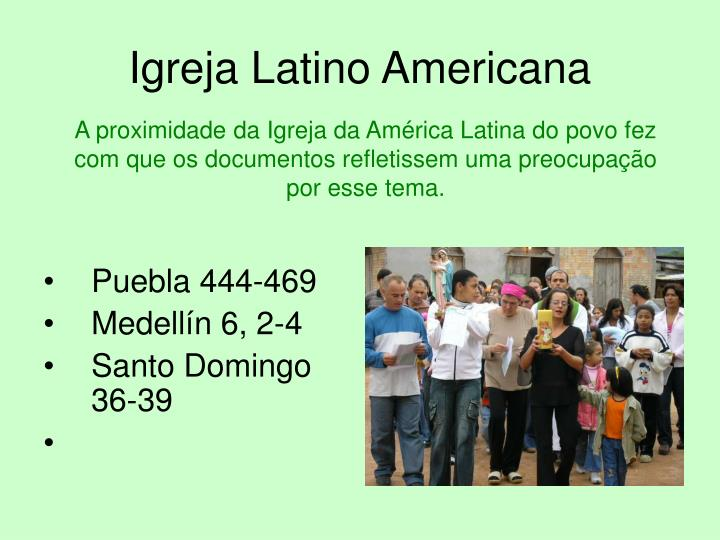 Igreja Latino Americana