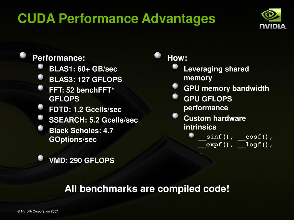 PPT - GPU Architecture & Implications PowerPoint