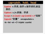 cap catch hold head1