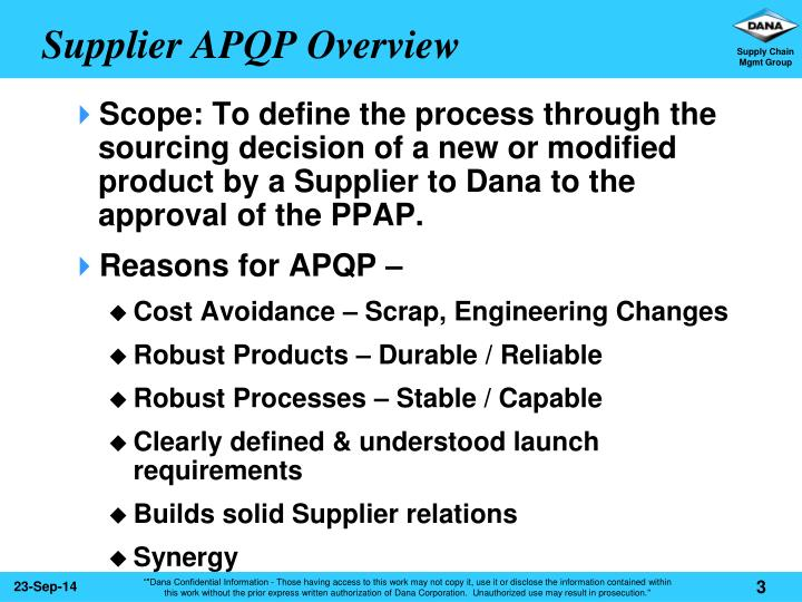 advanced product quality planning pdf