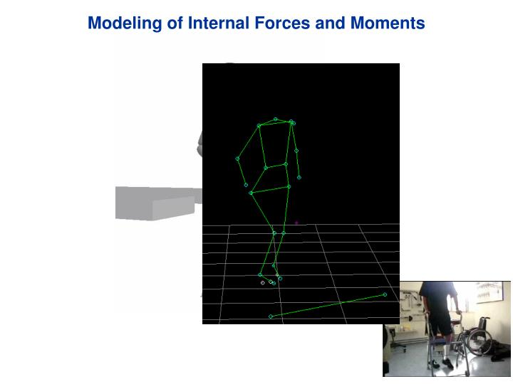 Modeling of Internal Forces and Moments