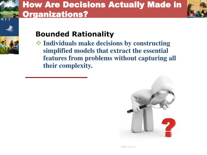 How Are Decisions Actually Made in Organizations?
