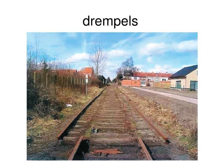 Drempels