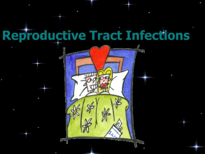 reproductive tract infections n.