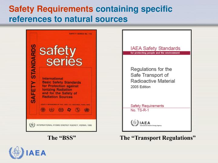 Safety Requirements