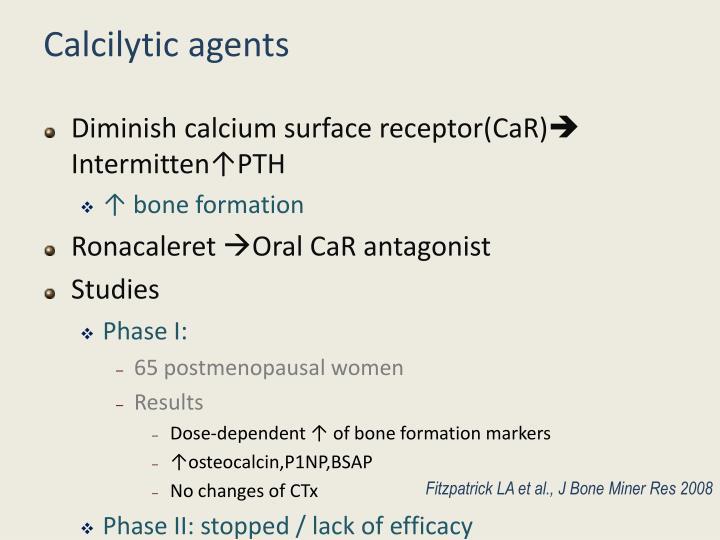 Calcilytic