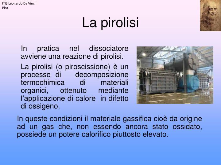 ITIS Leonardo Da Vinci Pisa