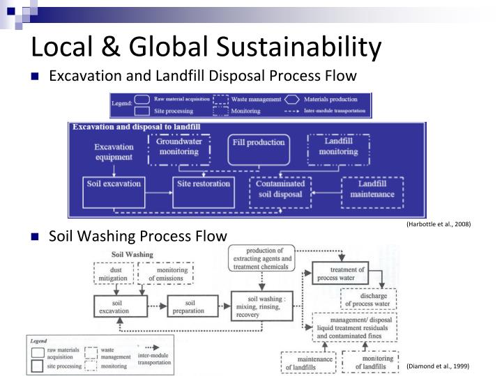 Local & Global Sustainability