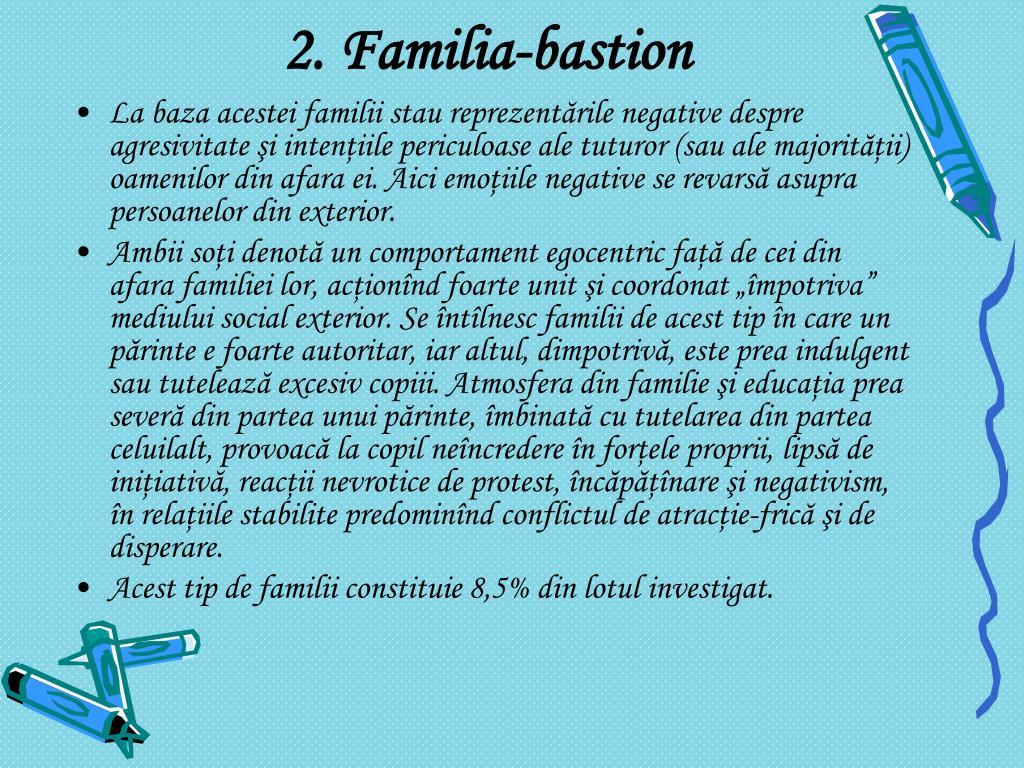 Evolutia familiei rurale