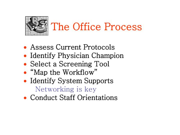 The Office Process