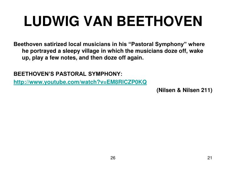 Ppt Humor And Iconicity In Classical Music Powerpoint Presentation