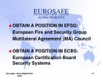 eurosafe achievements1