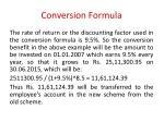conversion formula5