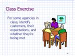 class exercise3