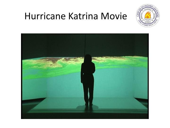 Hurricane Katrina Movie