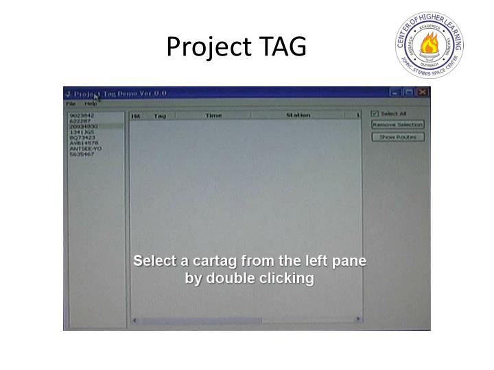 Project TAG