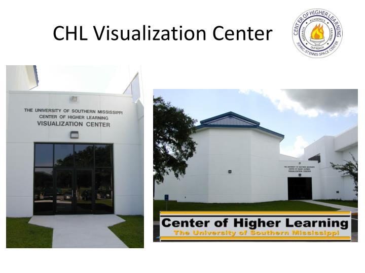 CHL Visualization Center