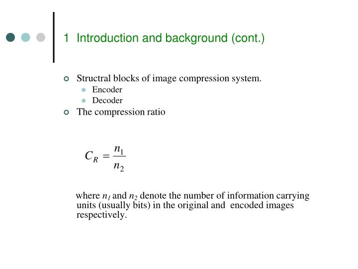 1 introduction and background cont