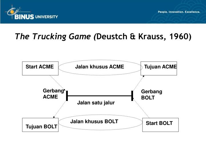 The Trucking Game (