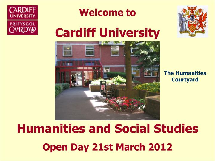 Open Day 21st March 2012