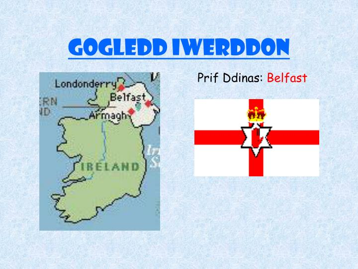 Gogledd Iwerddon
